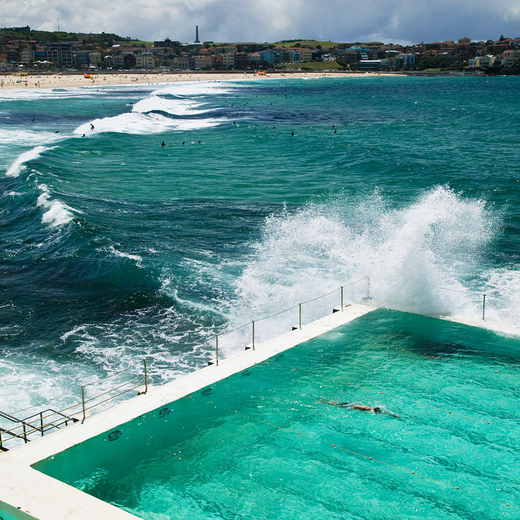Best swimming pools in sydney travel leisure - The coolest swimming pool in the world ...