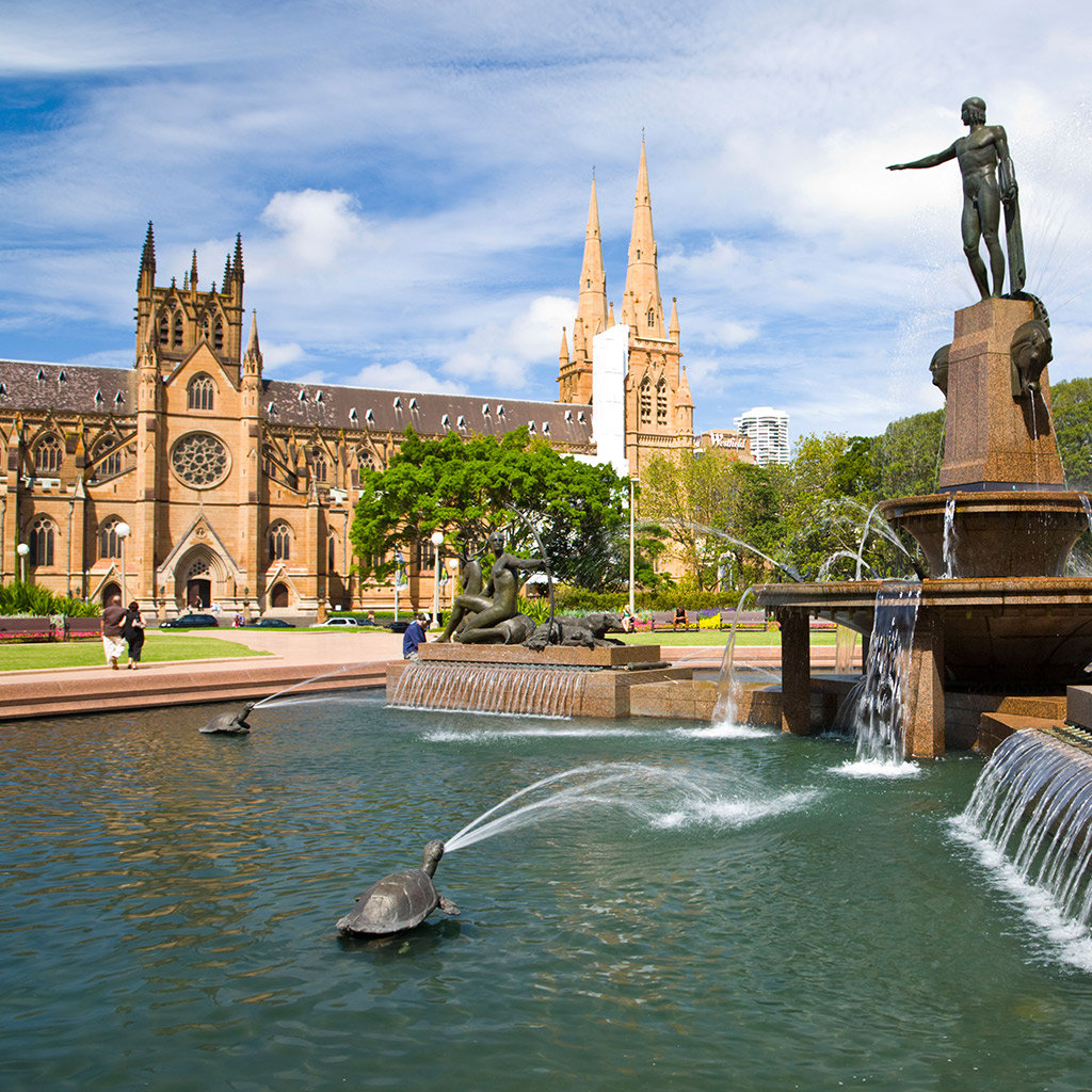 Places to See in Sydney