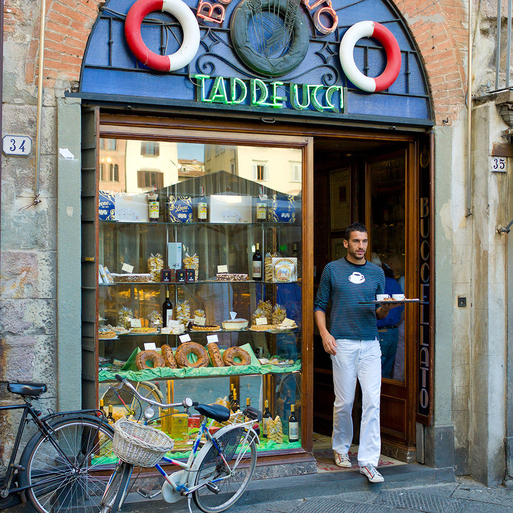 Best Cafes in Tuscany
