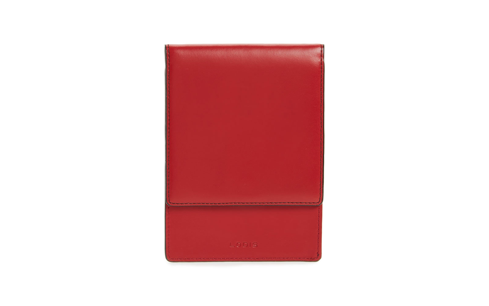 leather michael kors passport holder