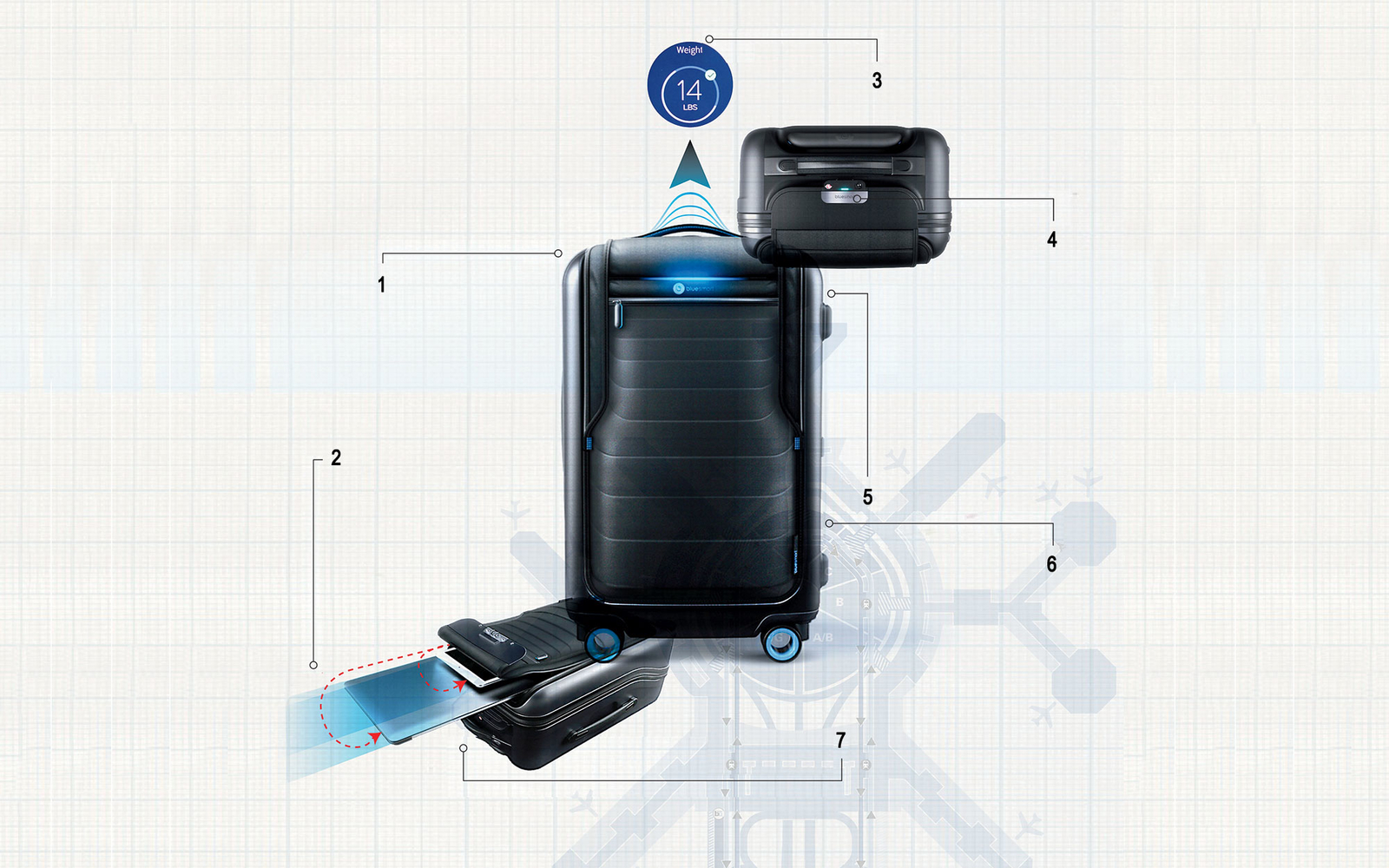 Trunkster Luggage