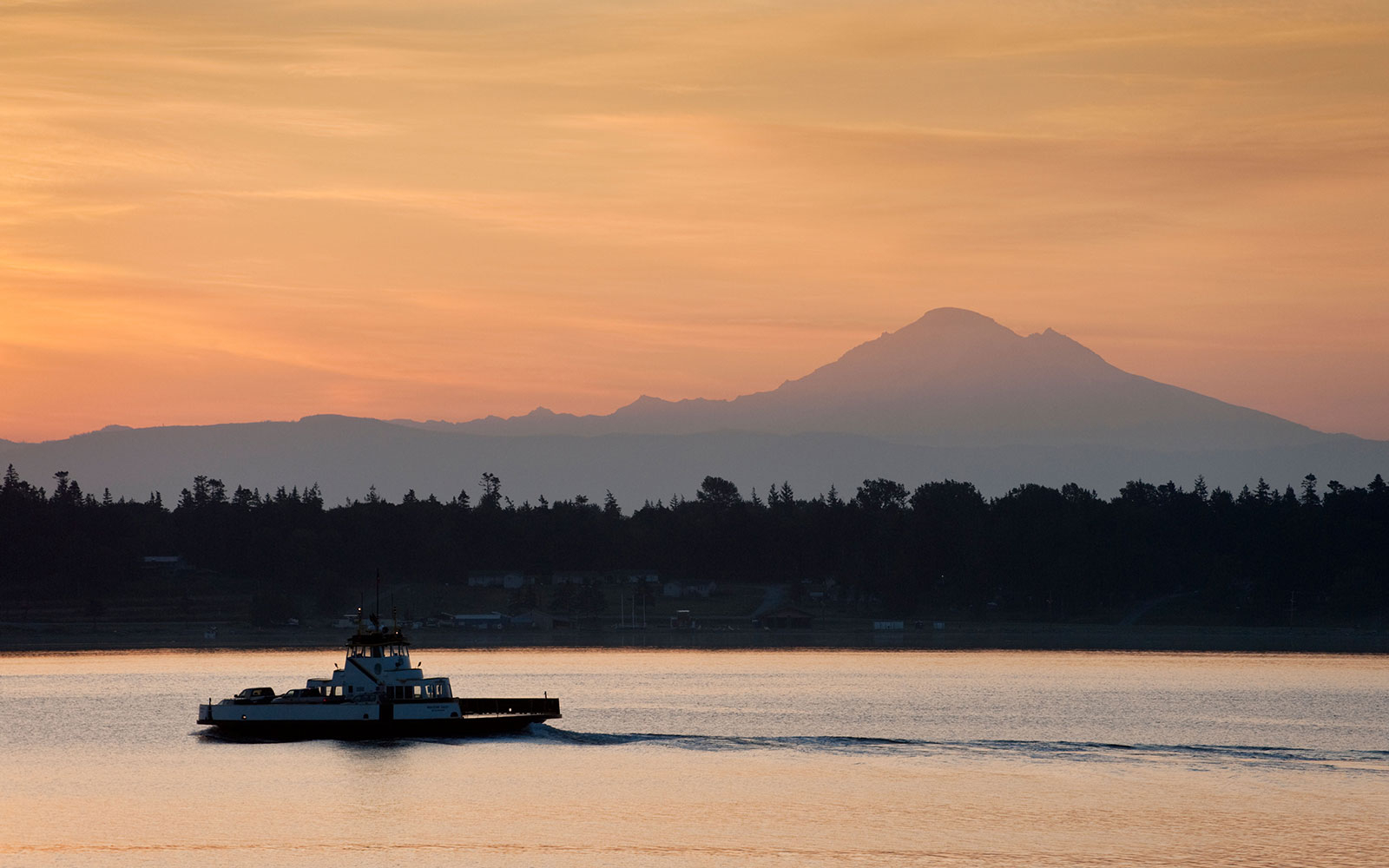 Washington: Lummi Island