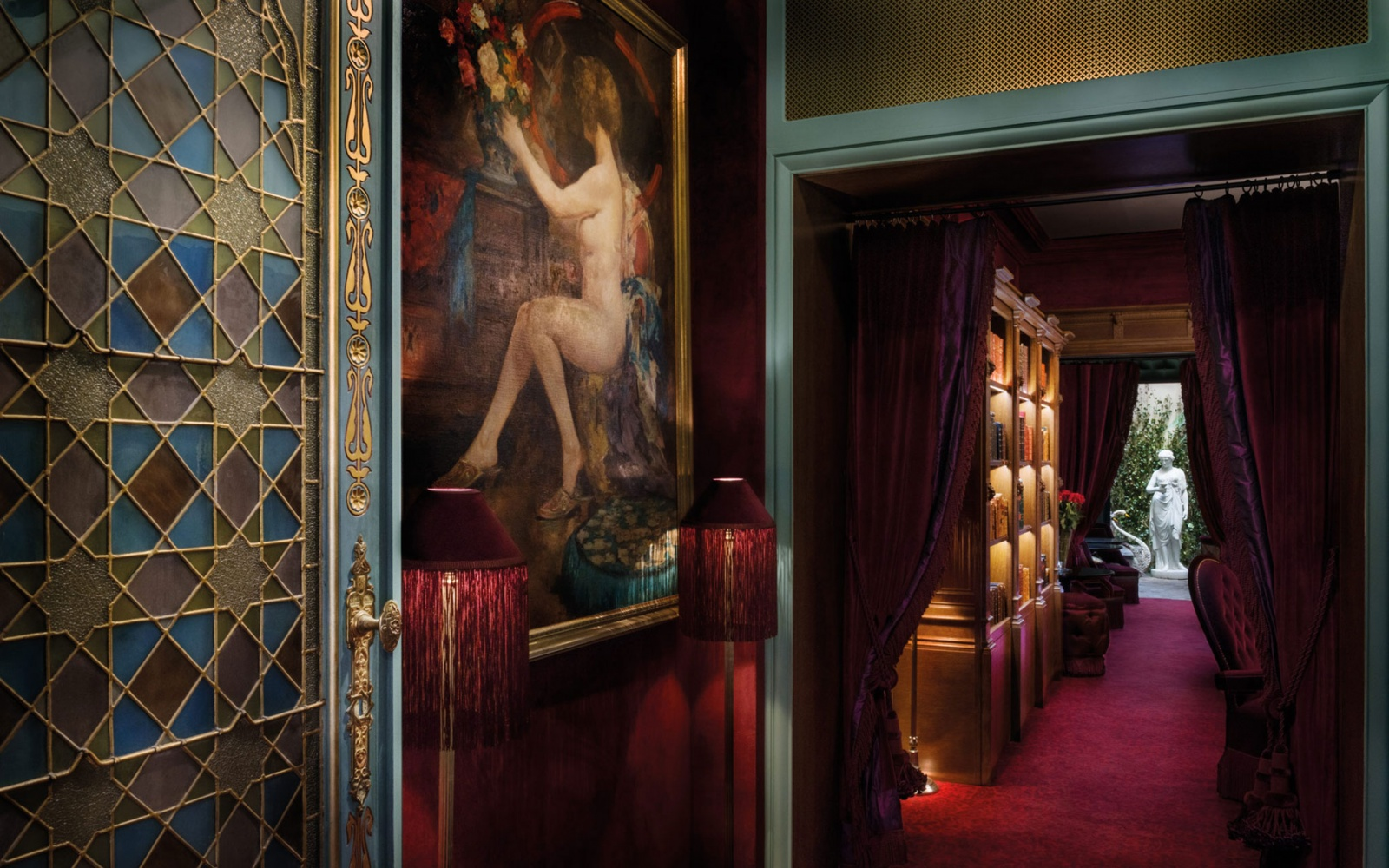In Paris, a Luxury Hotel With Design Steeped in Sex