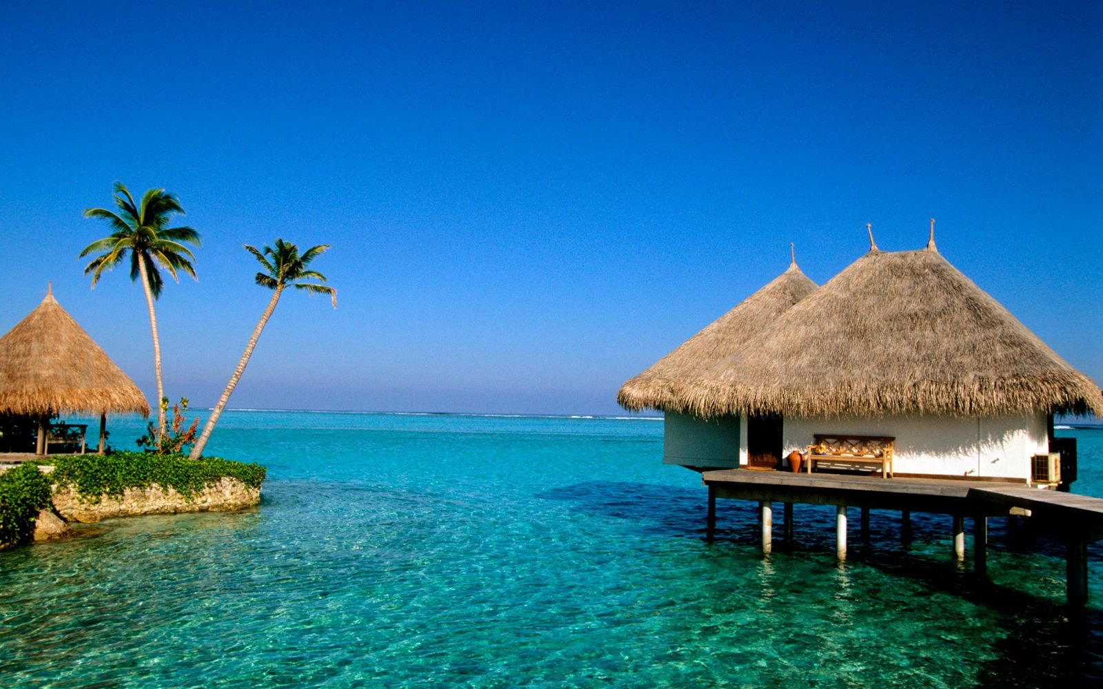 When to go to the Maldives