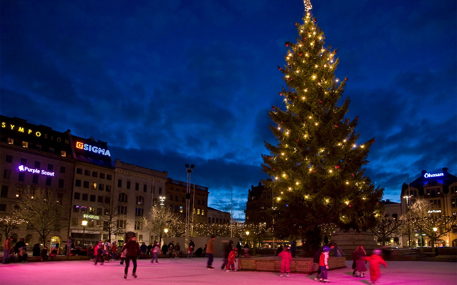 christmas vacation ideas malm sweden