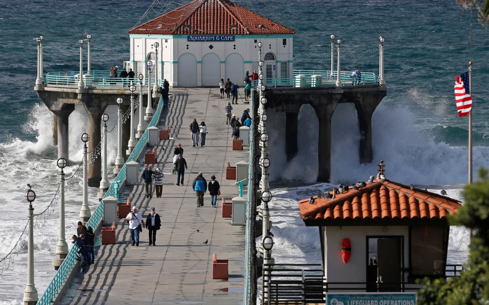 Manhattan Beach, Los Angeles's Bustling Beach City