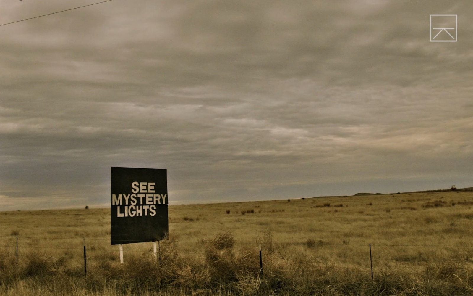 The  Ghost Lights  of Marfa, Texas