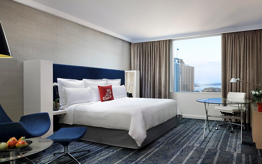 Best Hotel in Australia: Sydney Harbour Marriott at Circular Quay