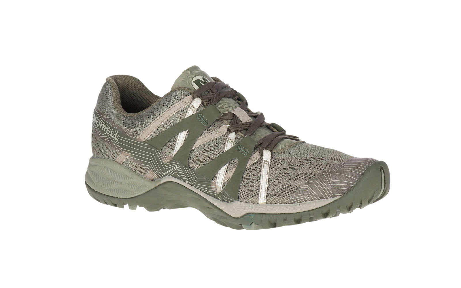 comfy walking shoes merrell
