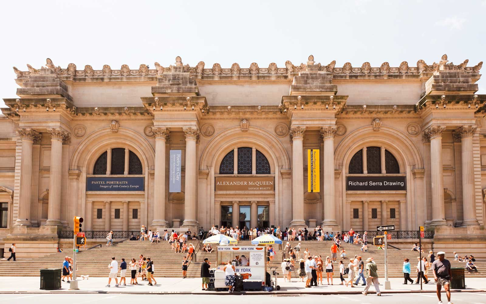 New york city s metropolitan museum of art could start for Metropolitan museum of art in new york