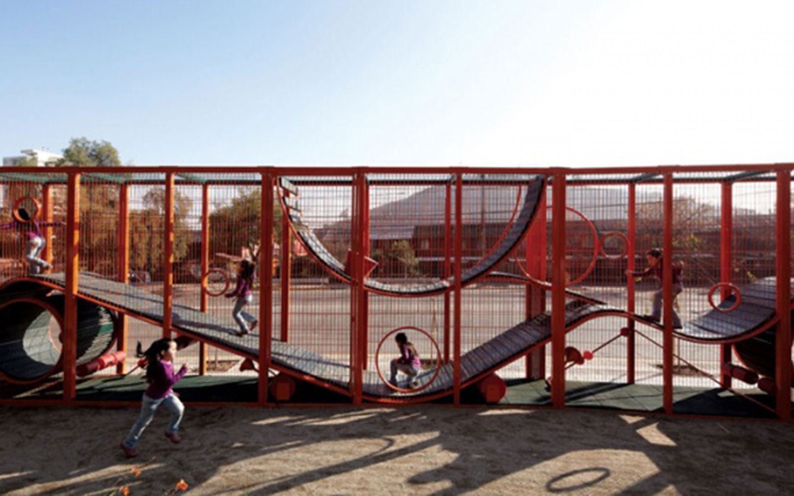 Worlds Coolest Playgrounds Travel Leisure - 15 of the worlds coolest playgrounds