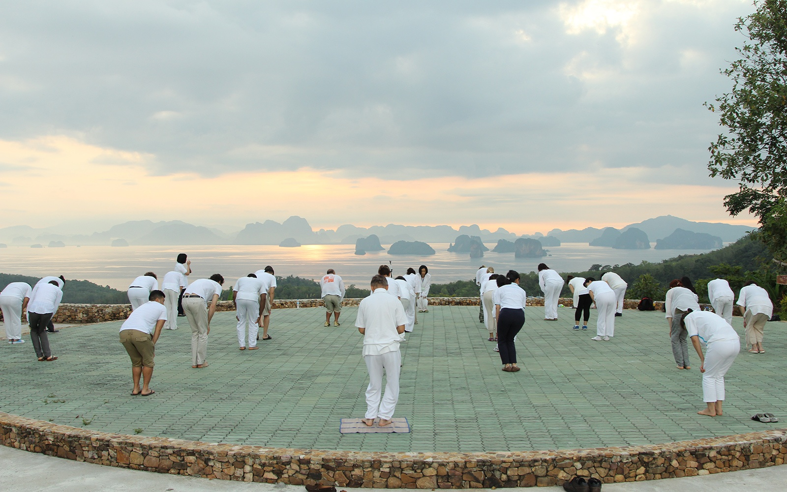 Muktawan 7 Day Meditation Retreat in Phuket, Thailand
