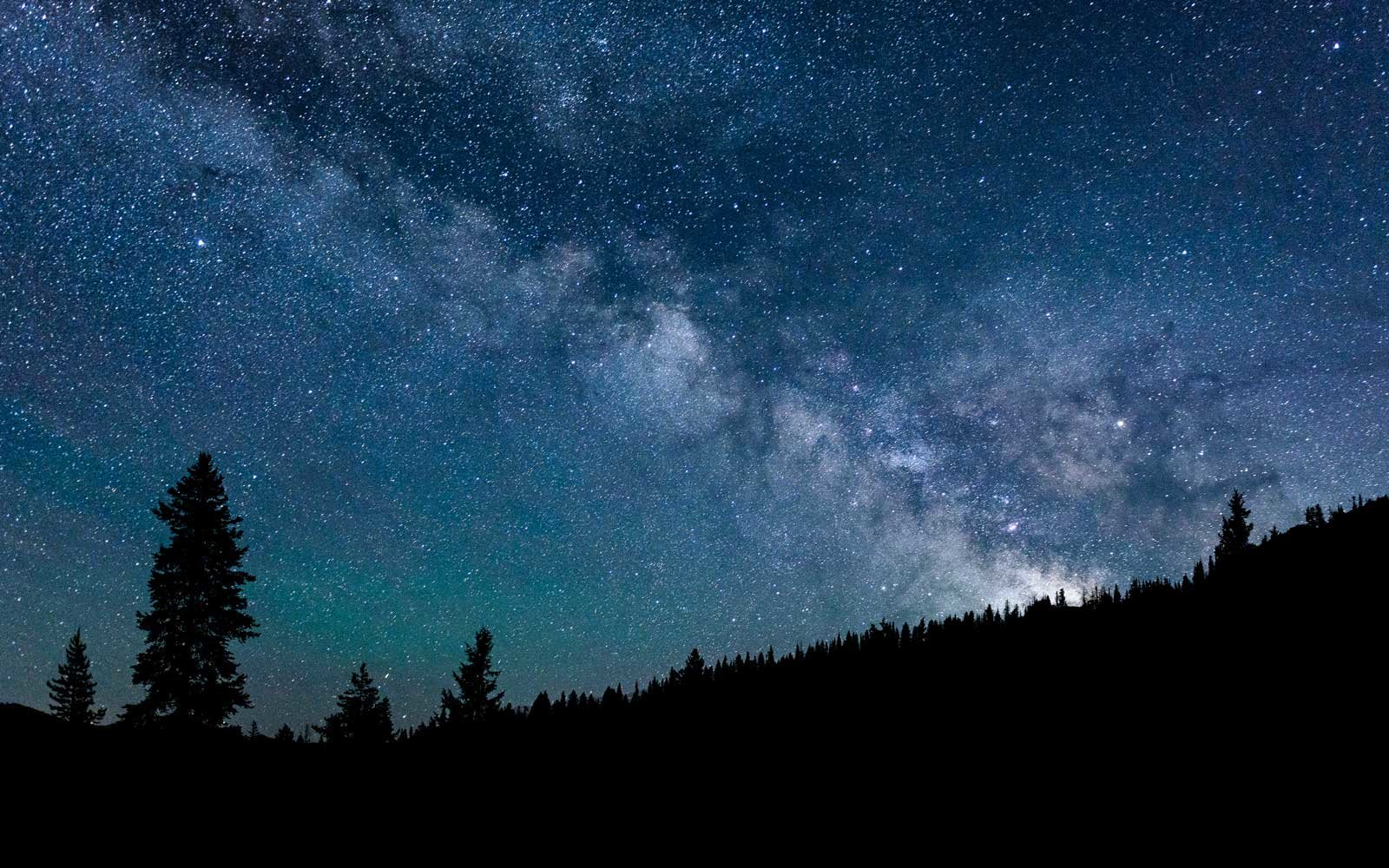 International Dark Sky Reserve near Sun Valley, Idaho