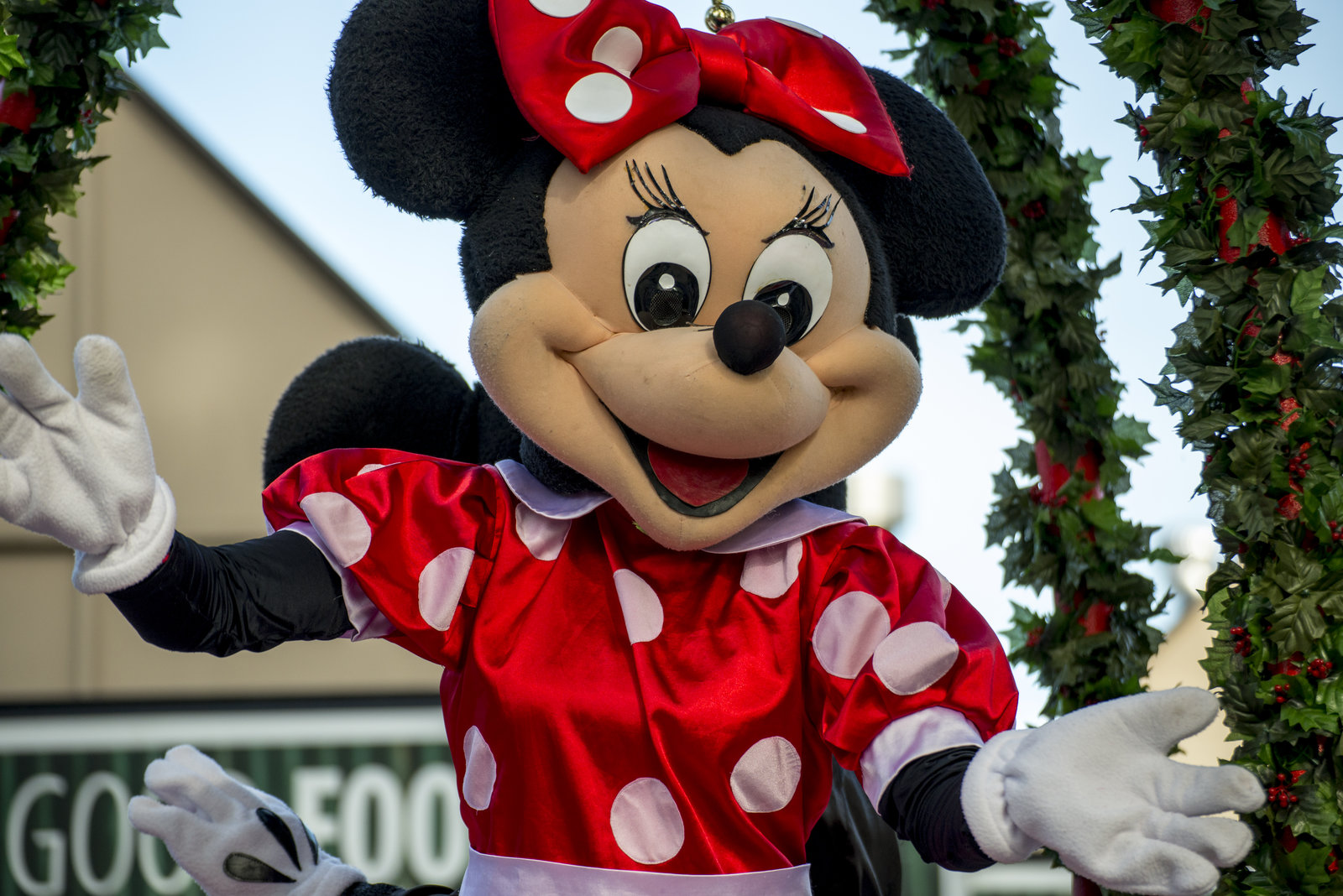 Minnie Mouse gets star on Hollywood's Walk of Fame