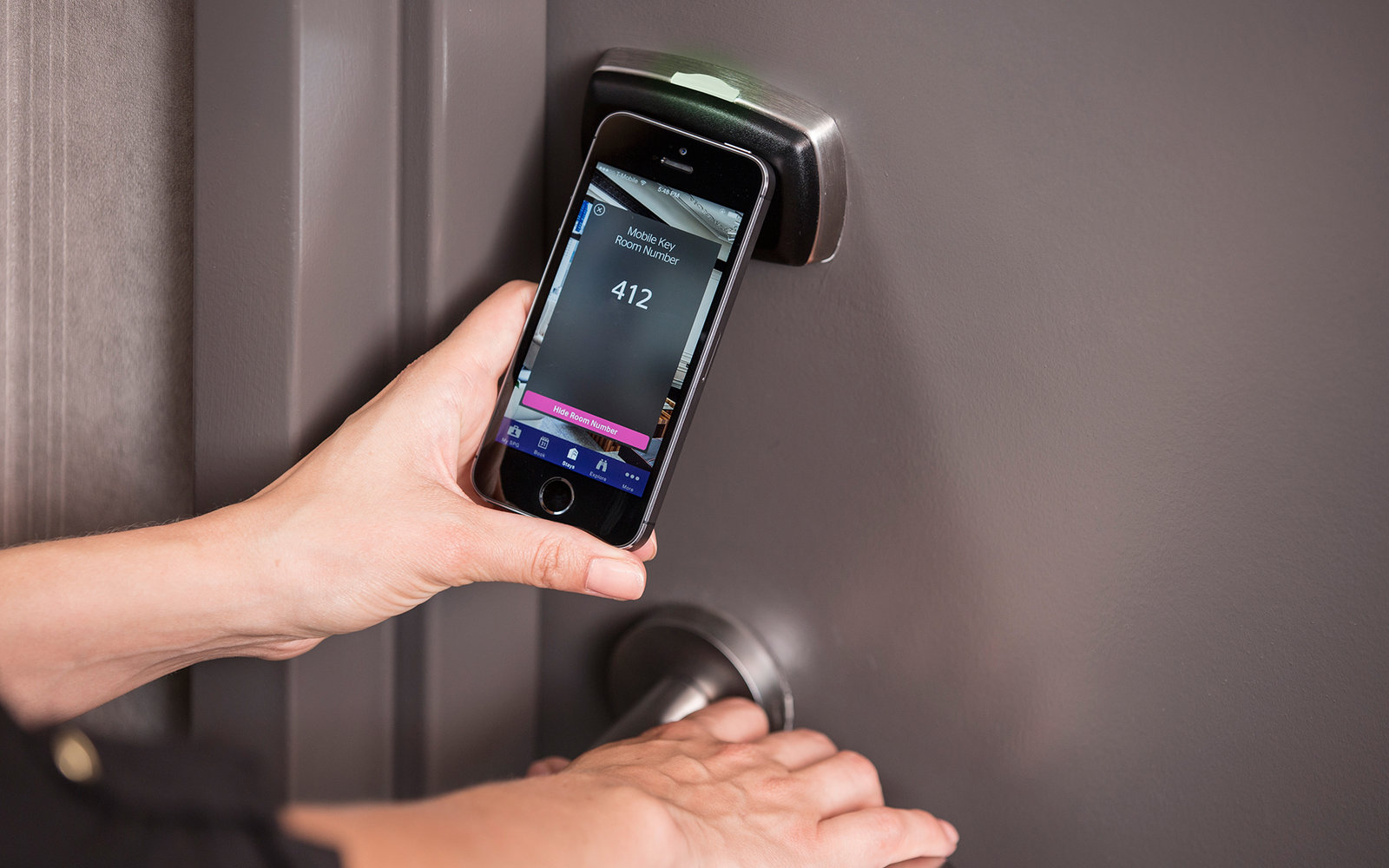 Starwood Keyless Entry