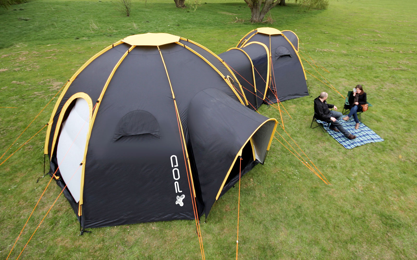 MODPOD0815 & Modular POD Tents | Travel + Leisure