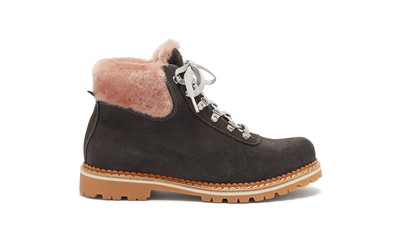 1e4cd2f36648 Best for  Après-ski. Fur Trimmed Winter Boots