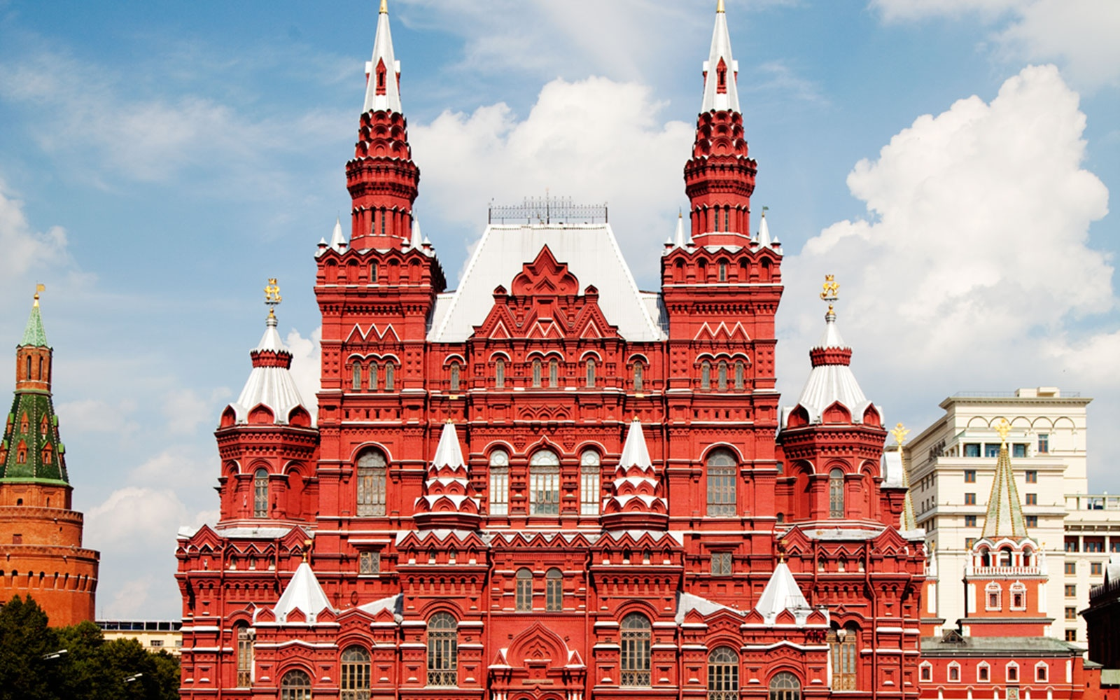 The New Moscow | Travel + Leisure