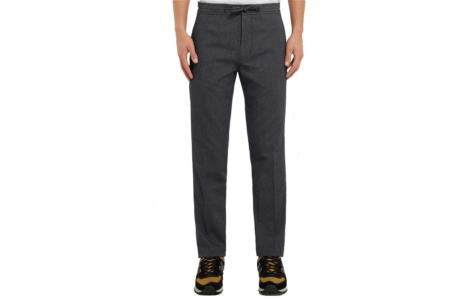 47d533922 Best Sweatpant-in-disguise  NN07 Copenhagen Slim-fit Woven Drawstring  Trousers