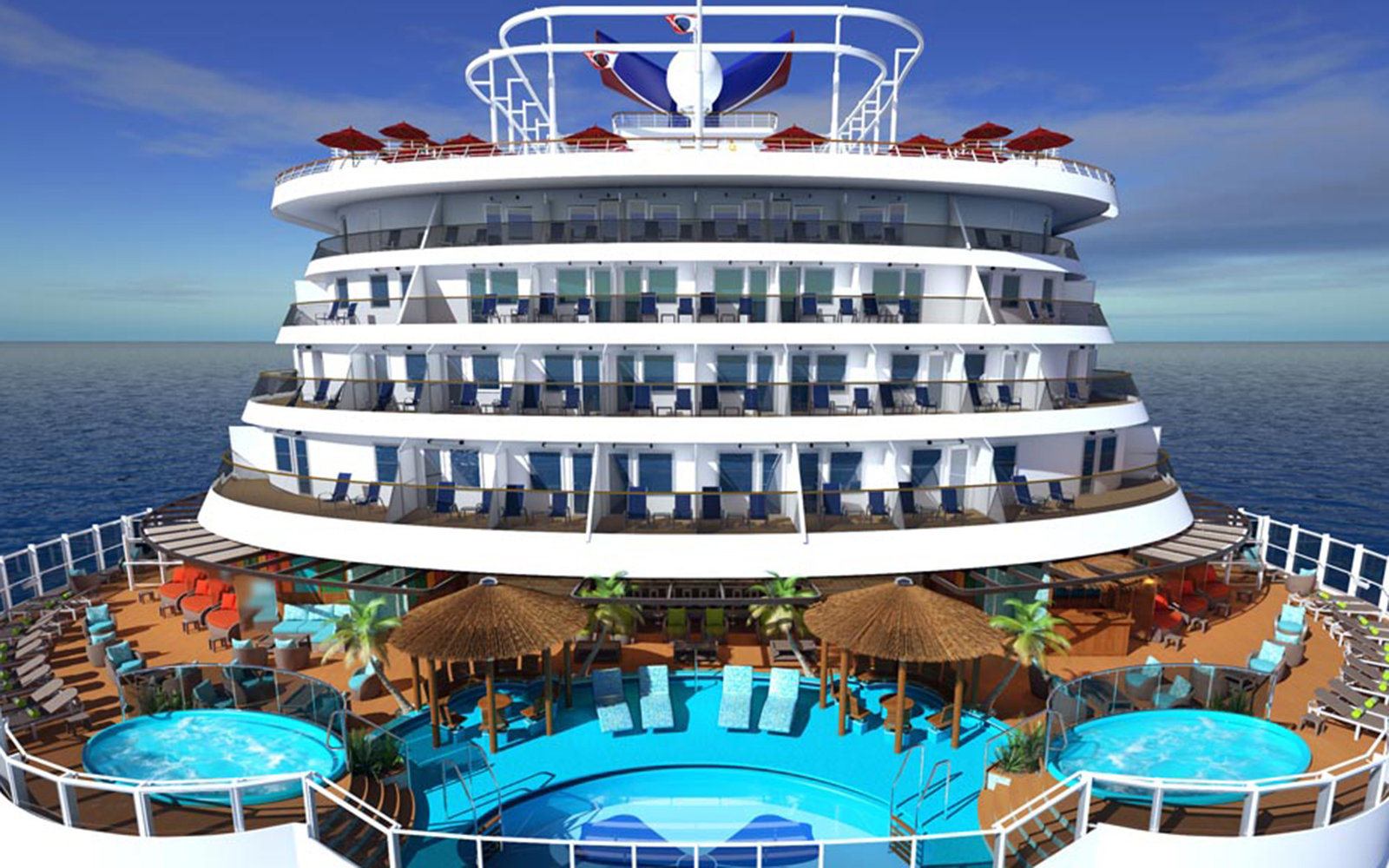 What is the best cruise ship in the world best in travel for Around the world cruise ship