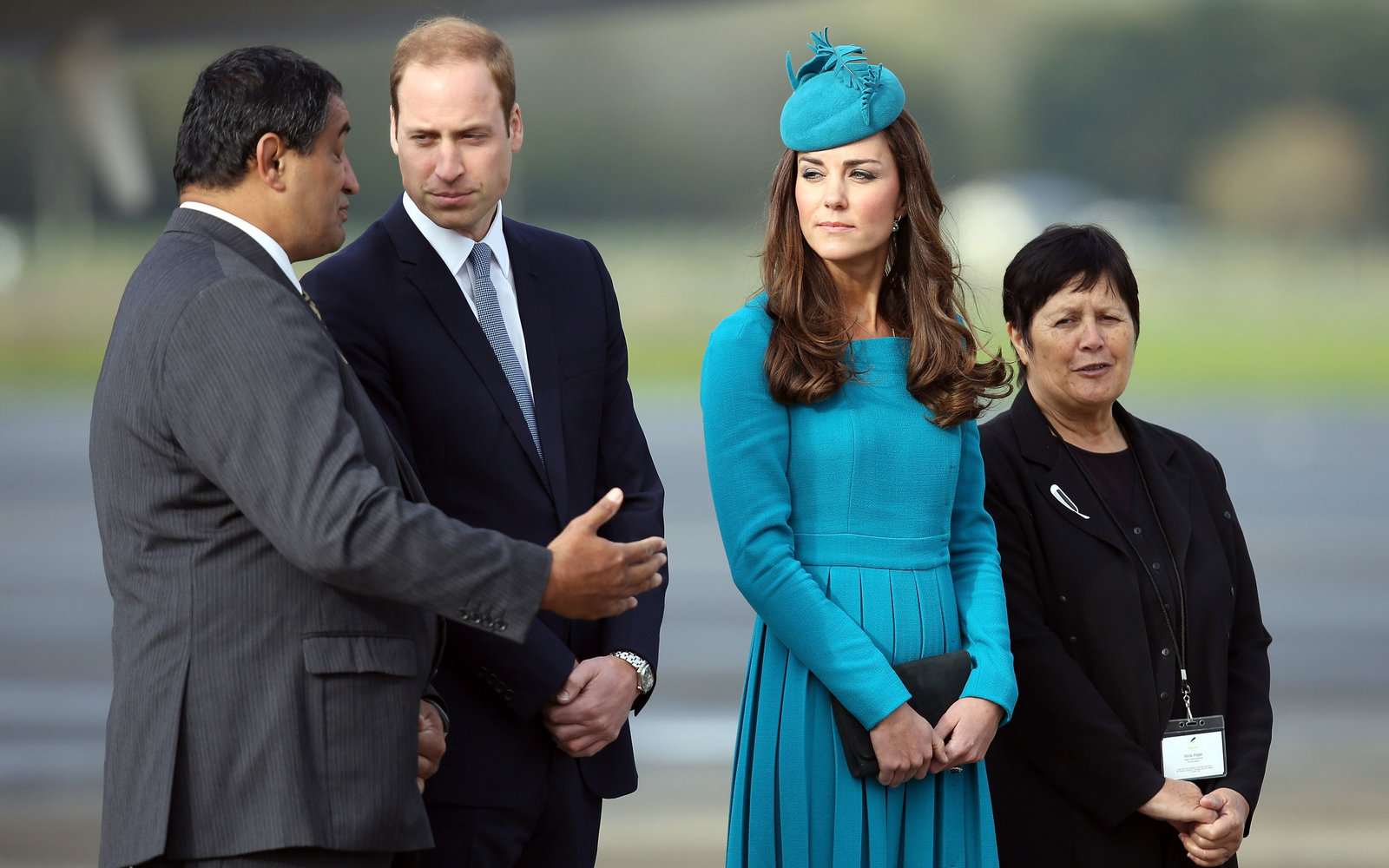Kate Middleton\'s Outfits From Around the World | Travel + Leisure