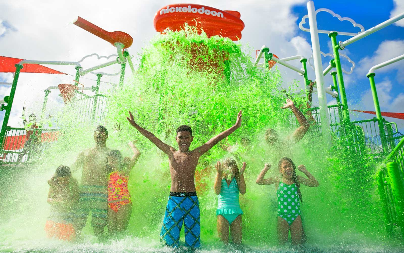 Nickelodeon Resort in Punta Cana