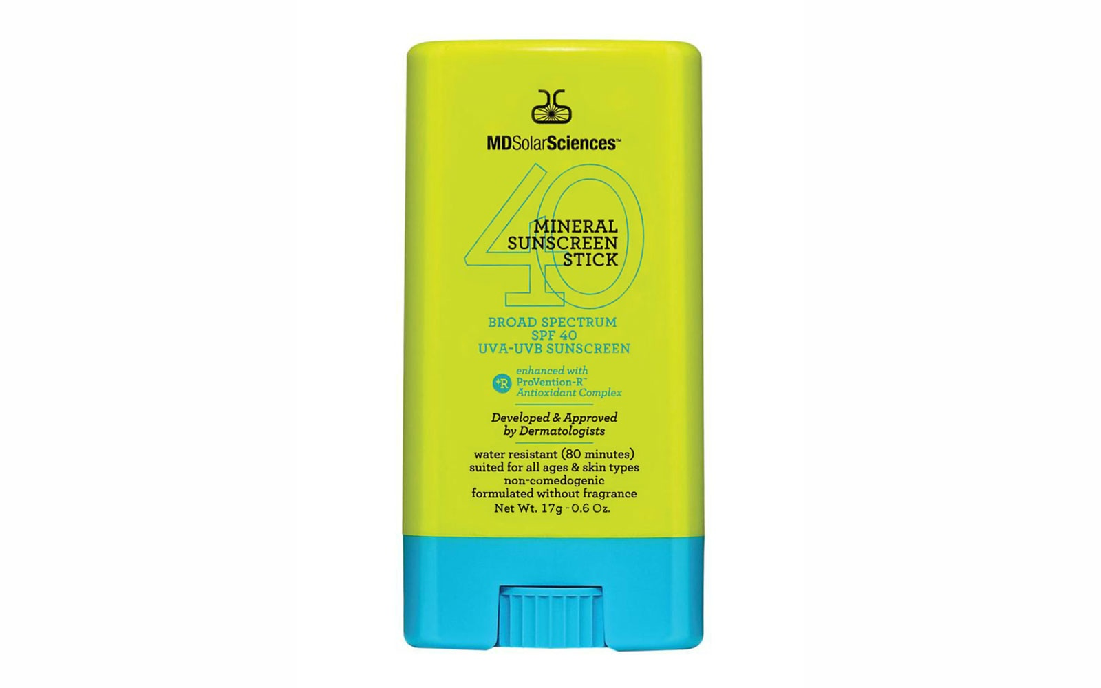 MD Solar Sciences Mineral Sunscreen Stick