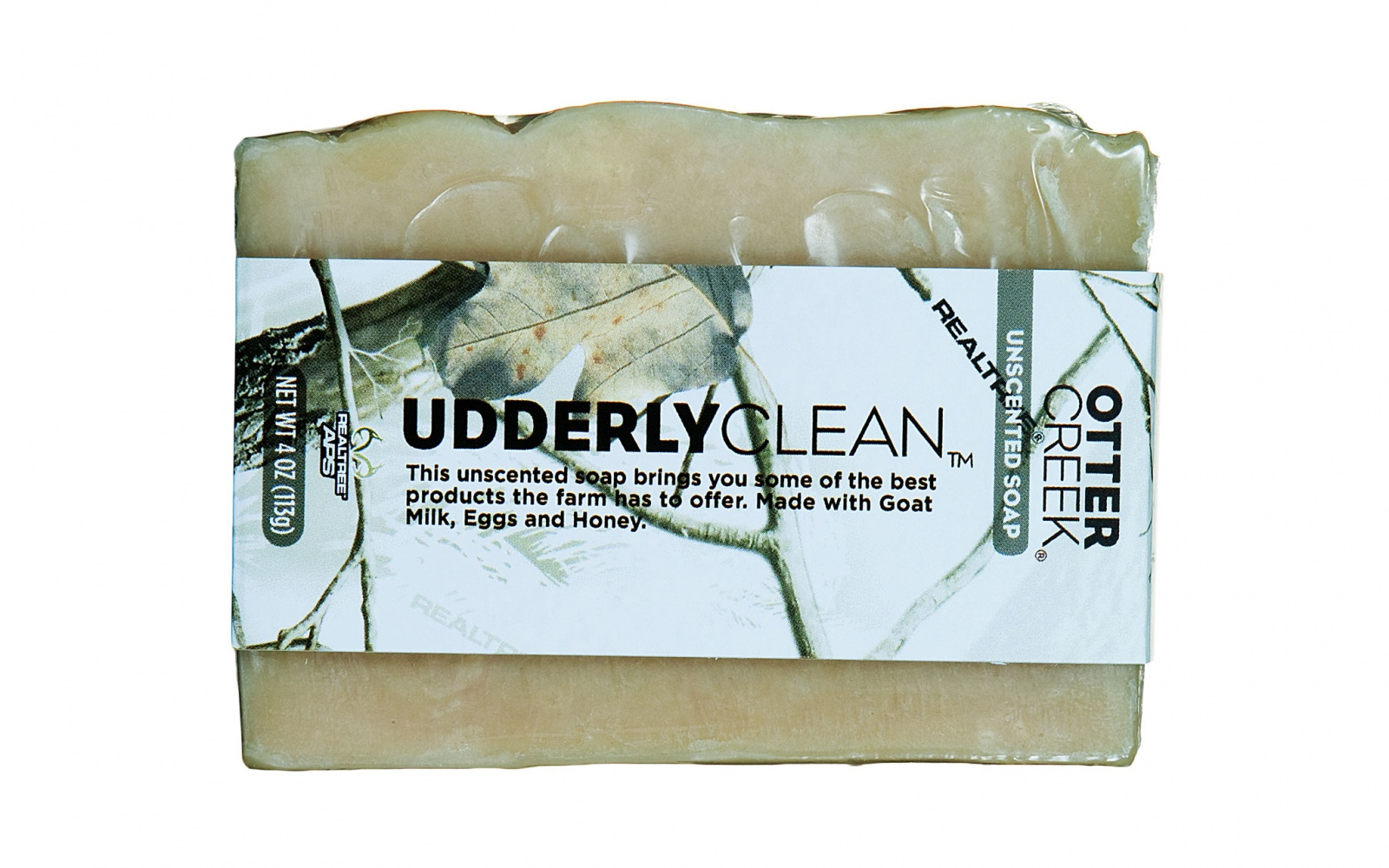 Udderly Clean Bar Soap