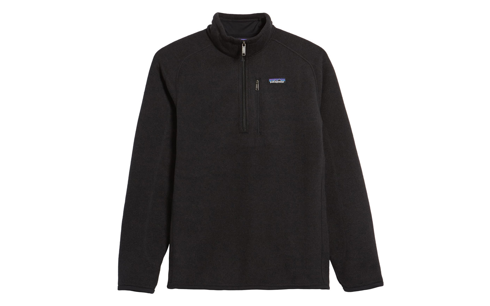 Patagonia 'Better Sweater' Quarter-zip Pullover