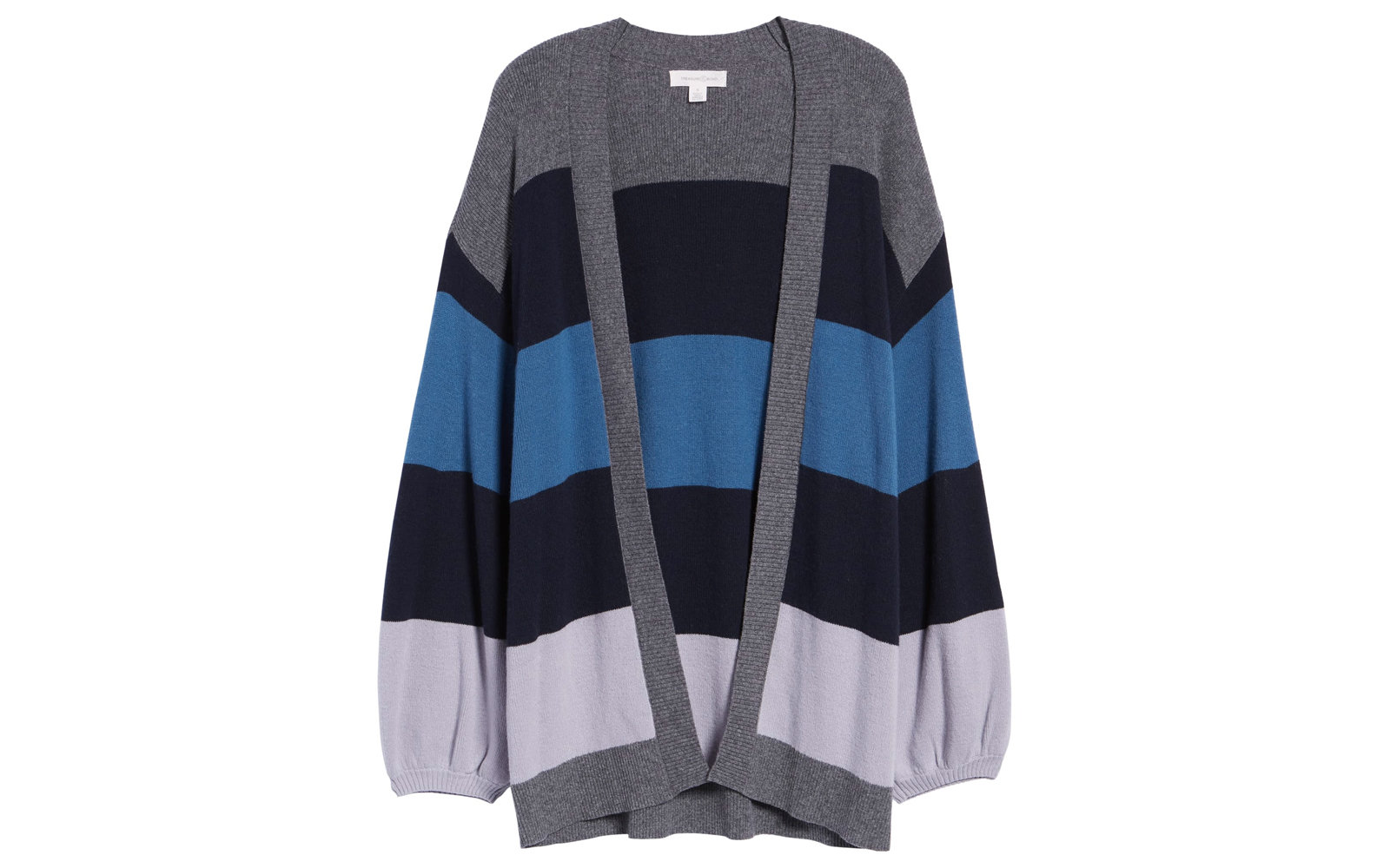 95828aa0a5c Treasure   Bond Stripe Cardigan