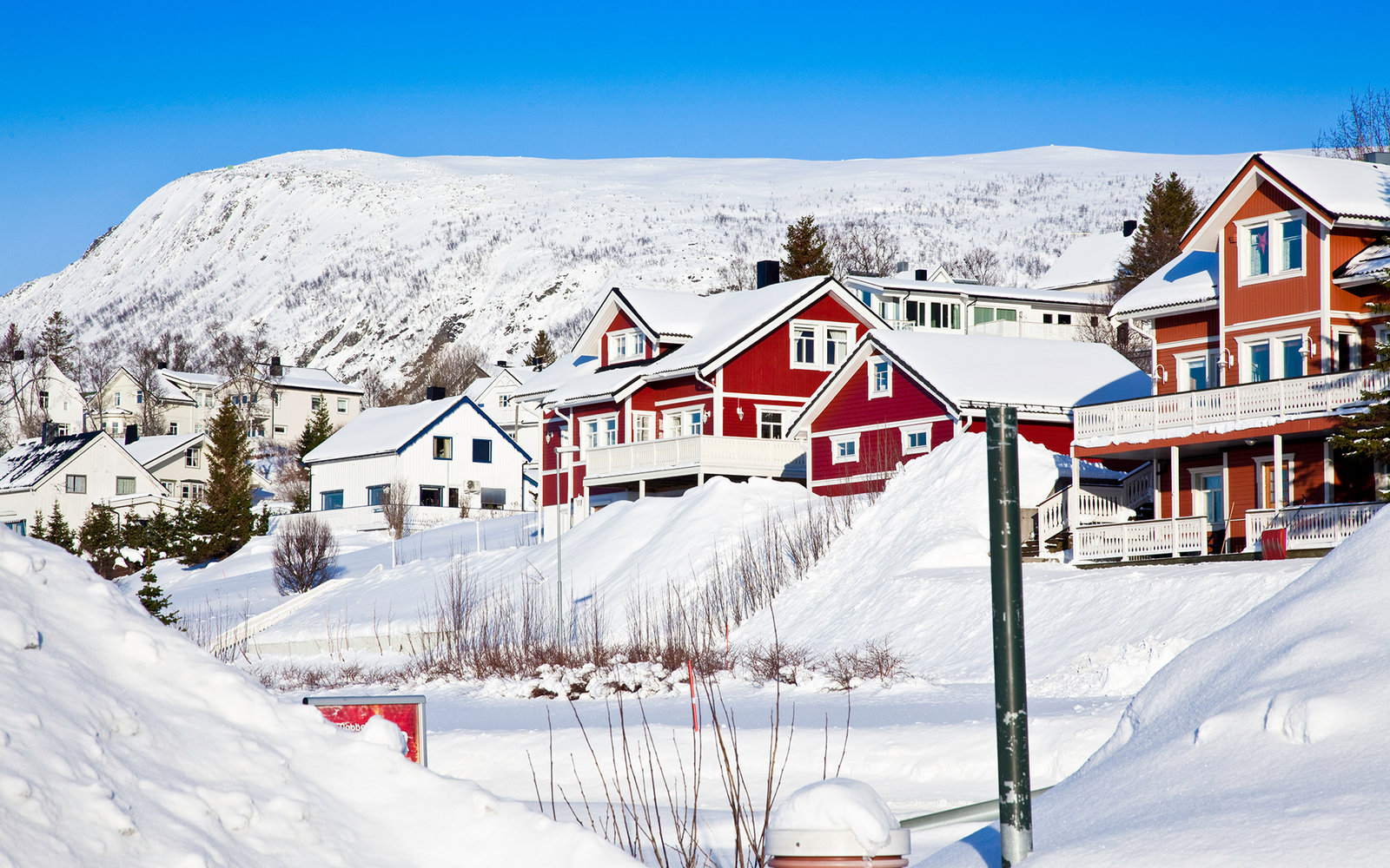 Ski resorts in Norway: description and reviews