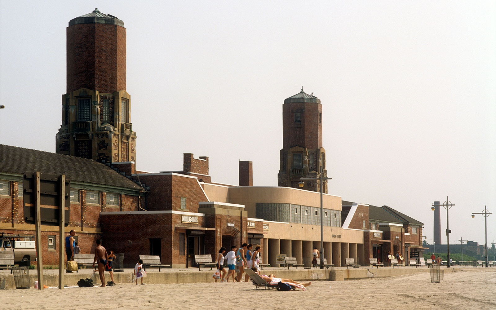 Jacob Riis Park
