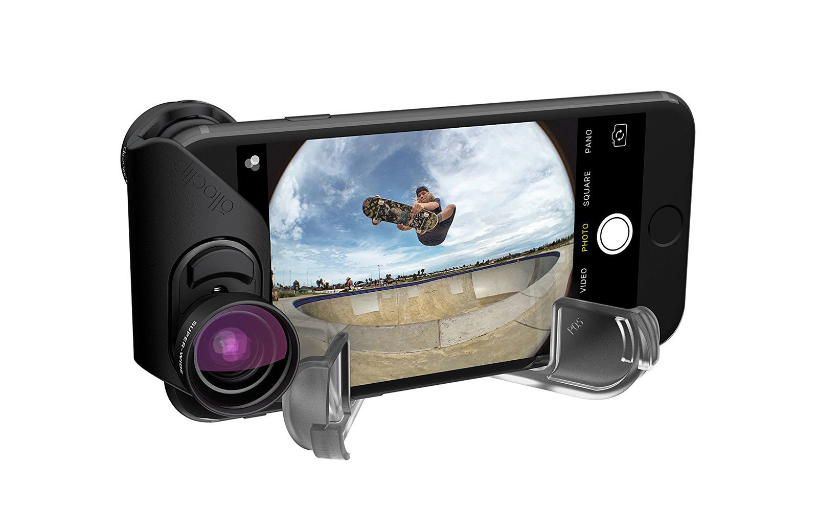 Ollo Clip 4in1 Photo Lens for iPhone 6 6s
