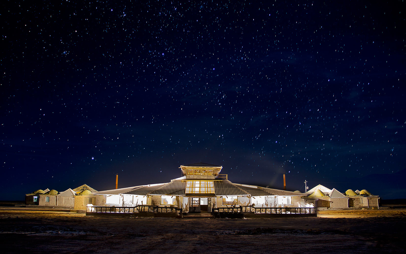 This Hotel in Bolivia is Made Entirely Out of Salt