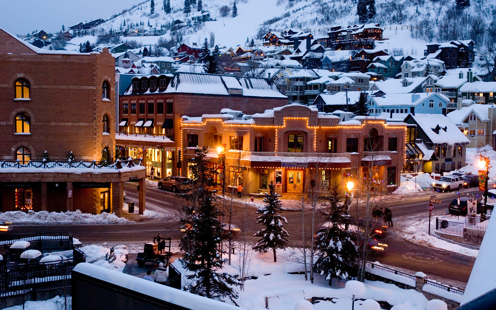 america's best ski towns | travel + leisure