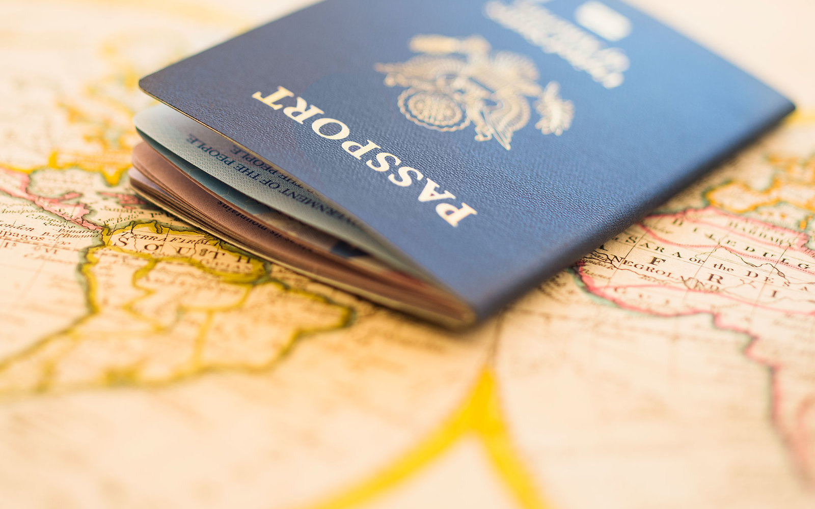 The Days of Traveling Europe Without a Passport May be Over