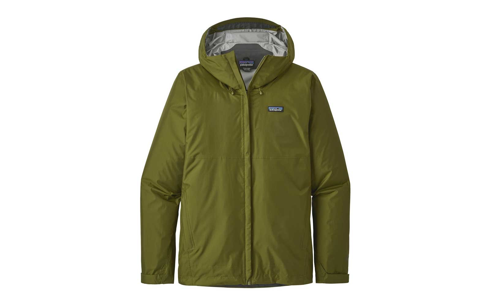 patagonia packable rain jacket