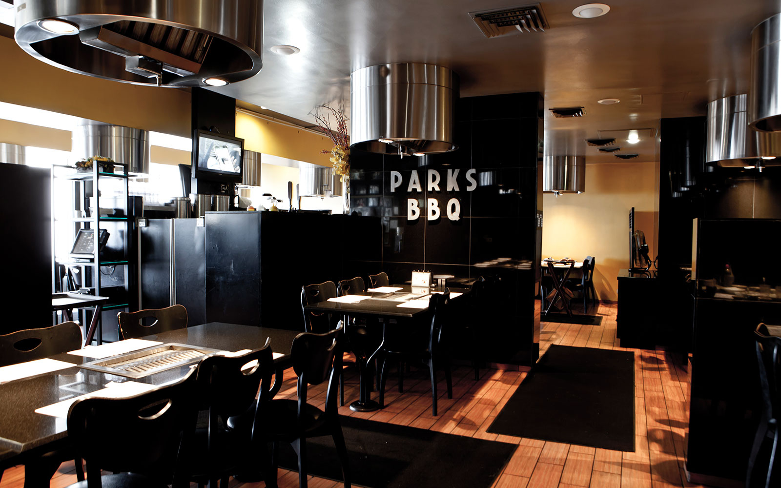 7 p.m.: Feast on Korean Barbecue at Park's BBQ