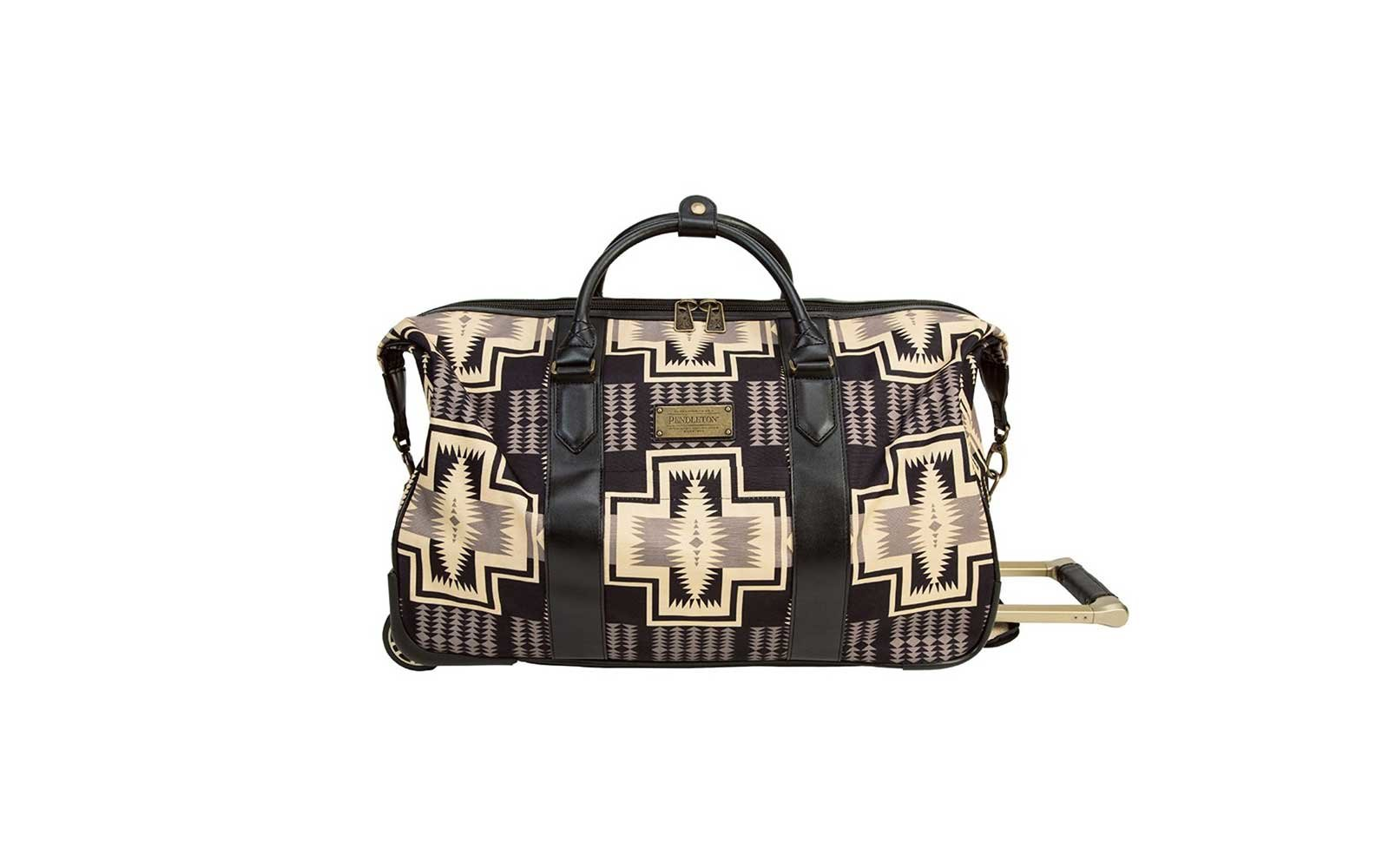 Pendleton Spider Rock 22 Inch 2 Wheel Rolling Duffel