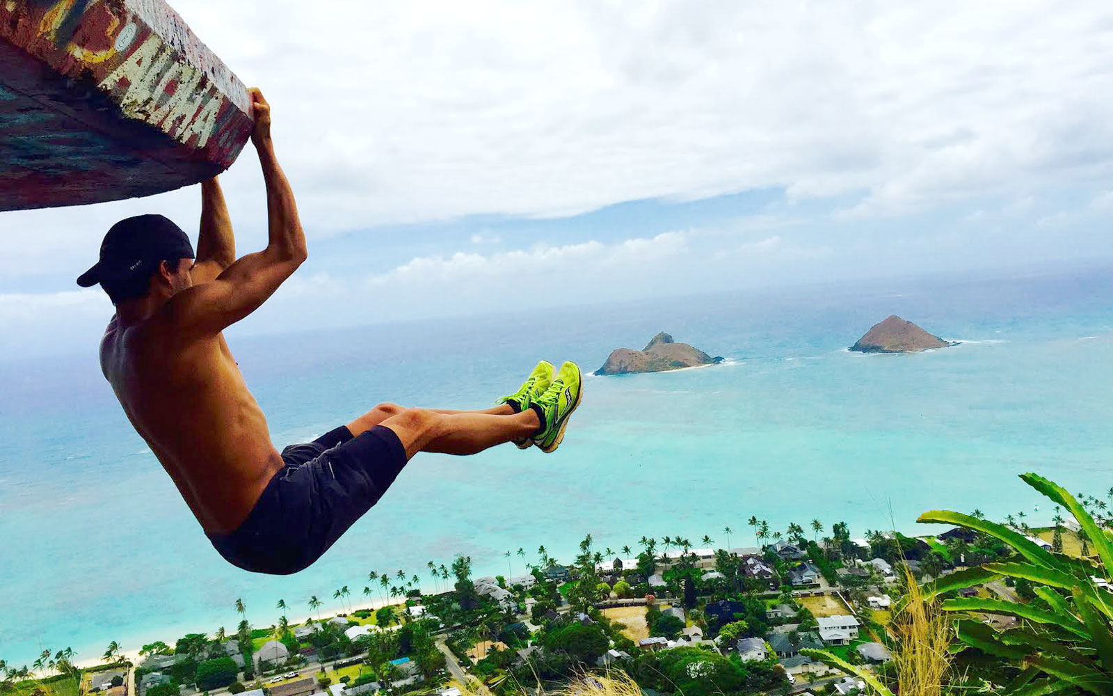 In Hawaii, a Fitness Concierge Fuses Workouts with Vacation