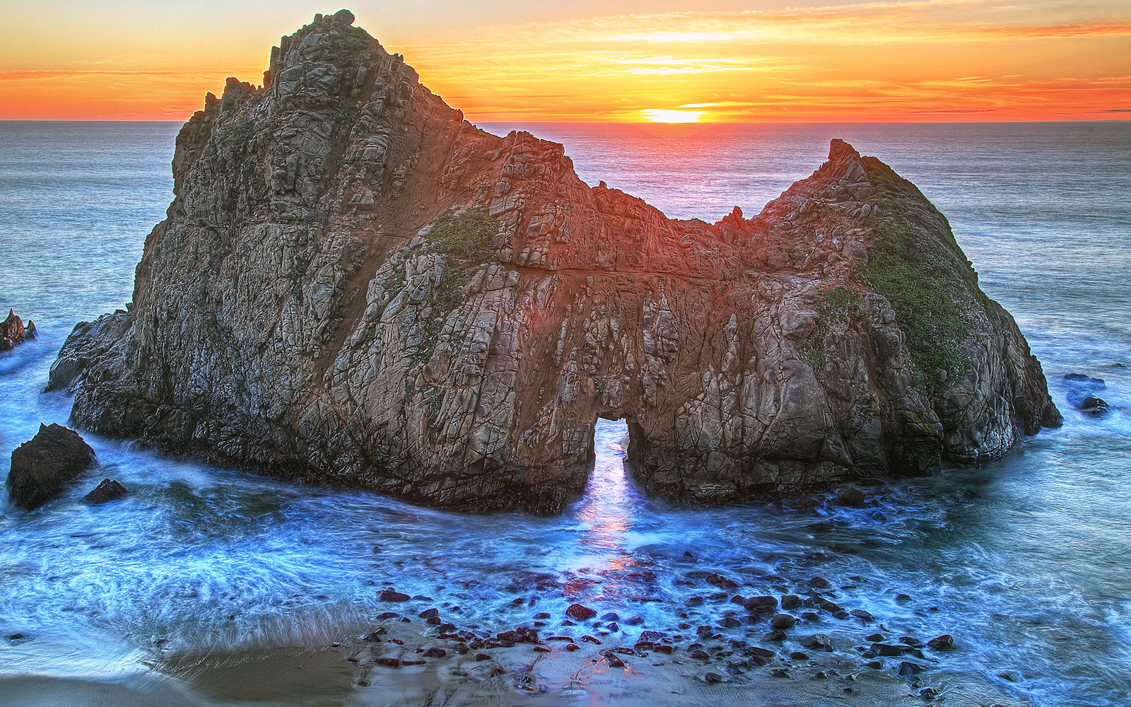 Pfeiffer Beach, California