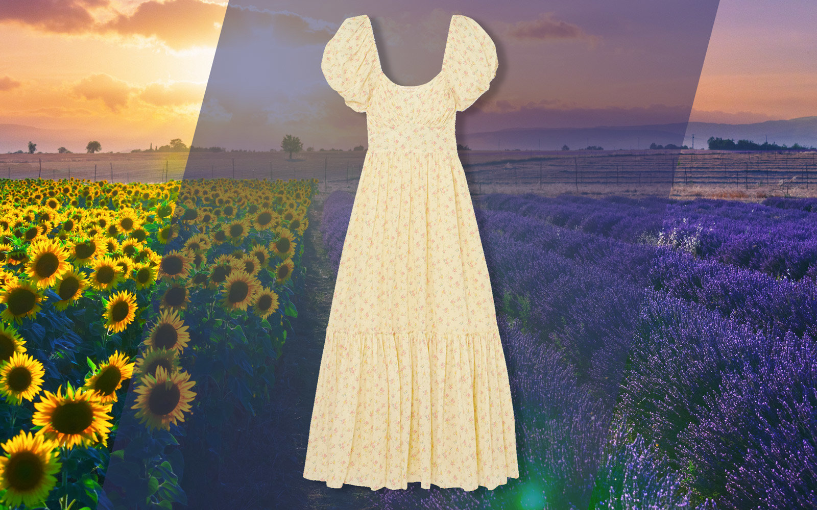 how to wear a prairie dress