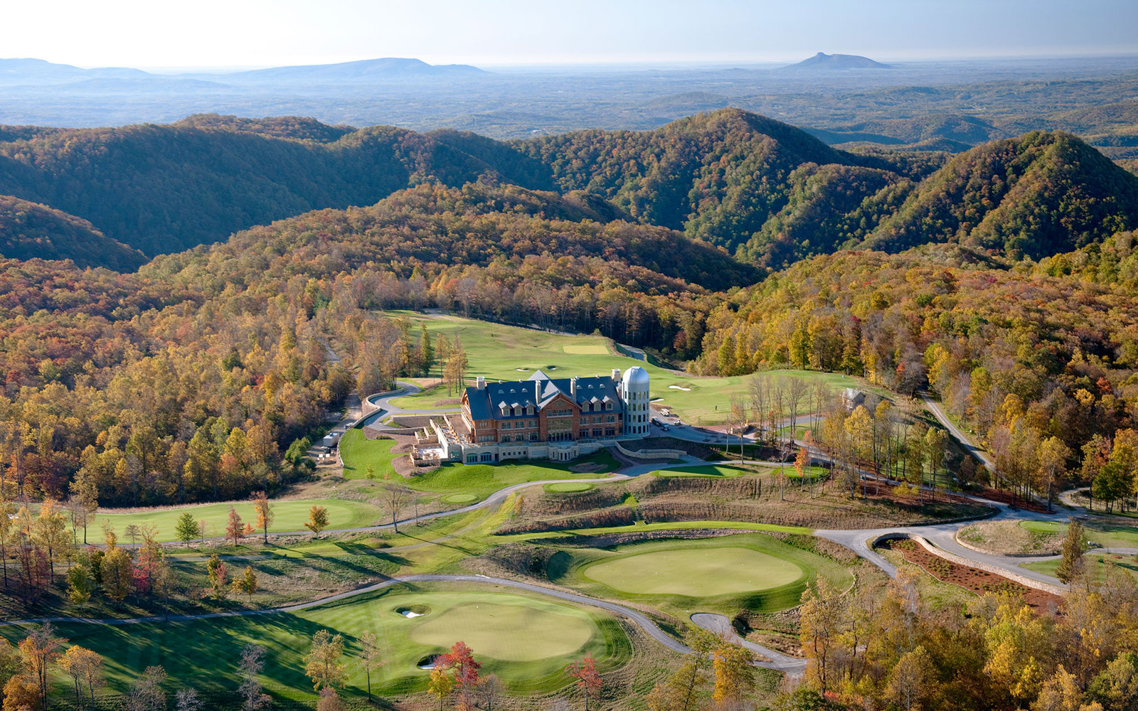 Virginia: The Lodge and Cottages at Primland