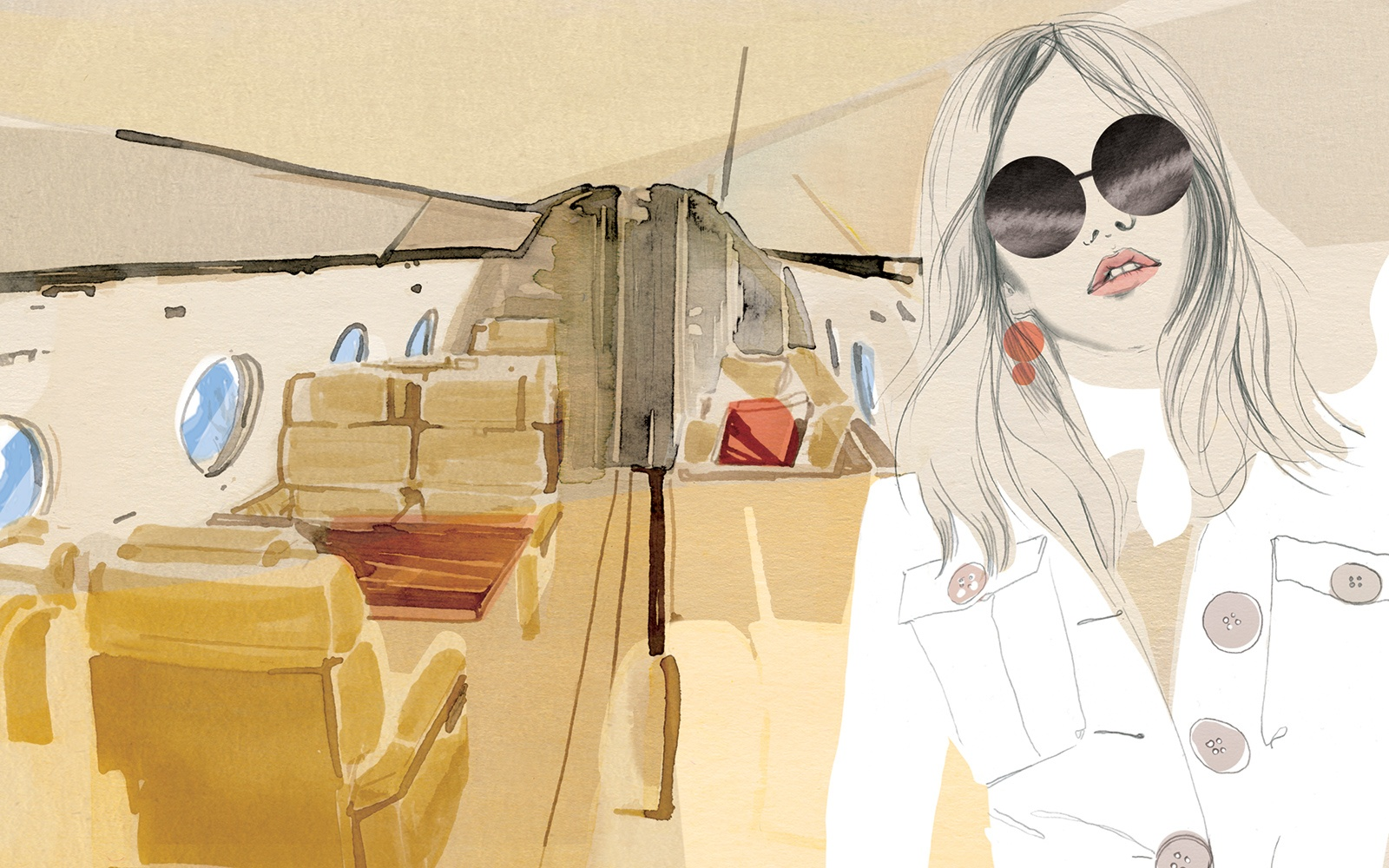 Are Private Jets, Now Much Cheaper, the New Business Class?