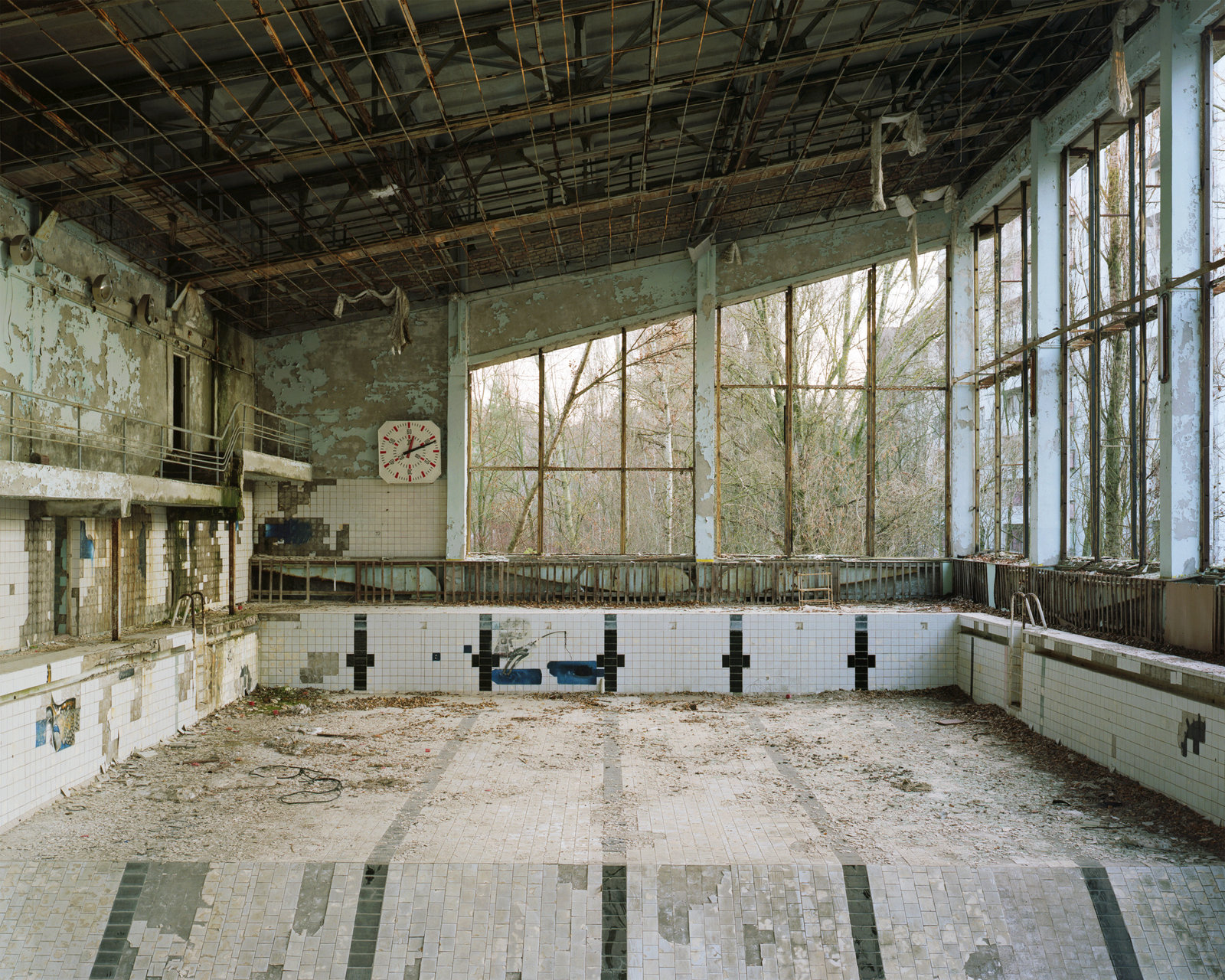 In Photos Chernobyl 30 Years After Nuclear Disaster