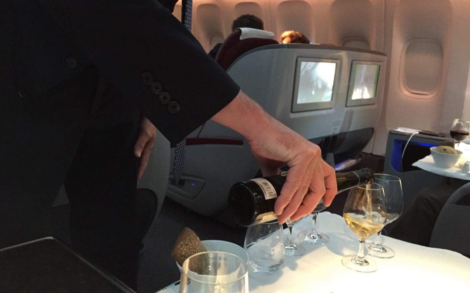 My Crazy Travel Job: the Official Sommelier for Qatar Airways