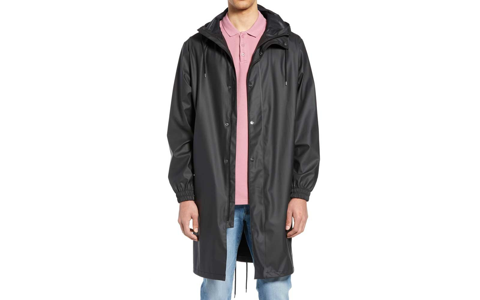 rains packable rain jacket