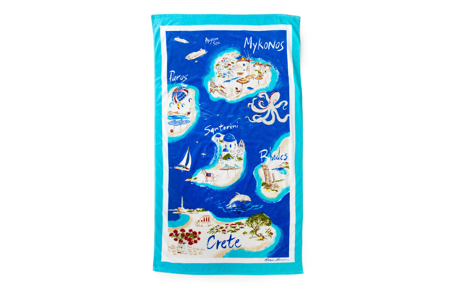 Ralph Lauren Beach Towel
