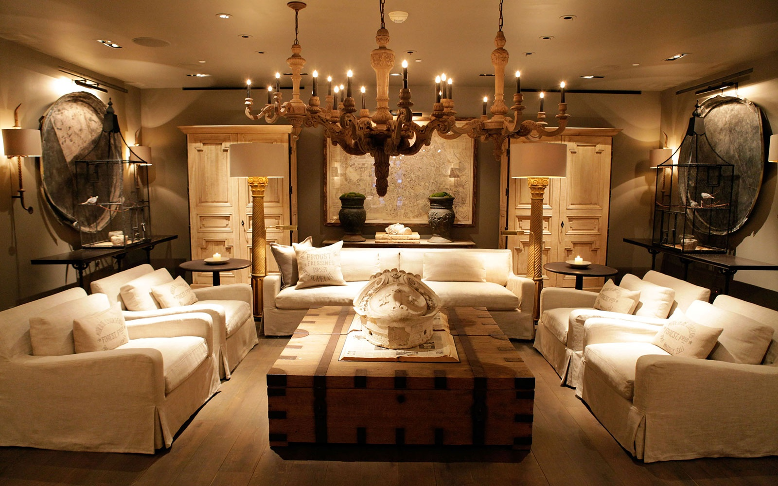 Restoration Hardware Will Open Its First Ever Boutique Hotel In New York City