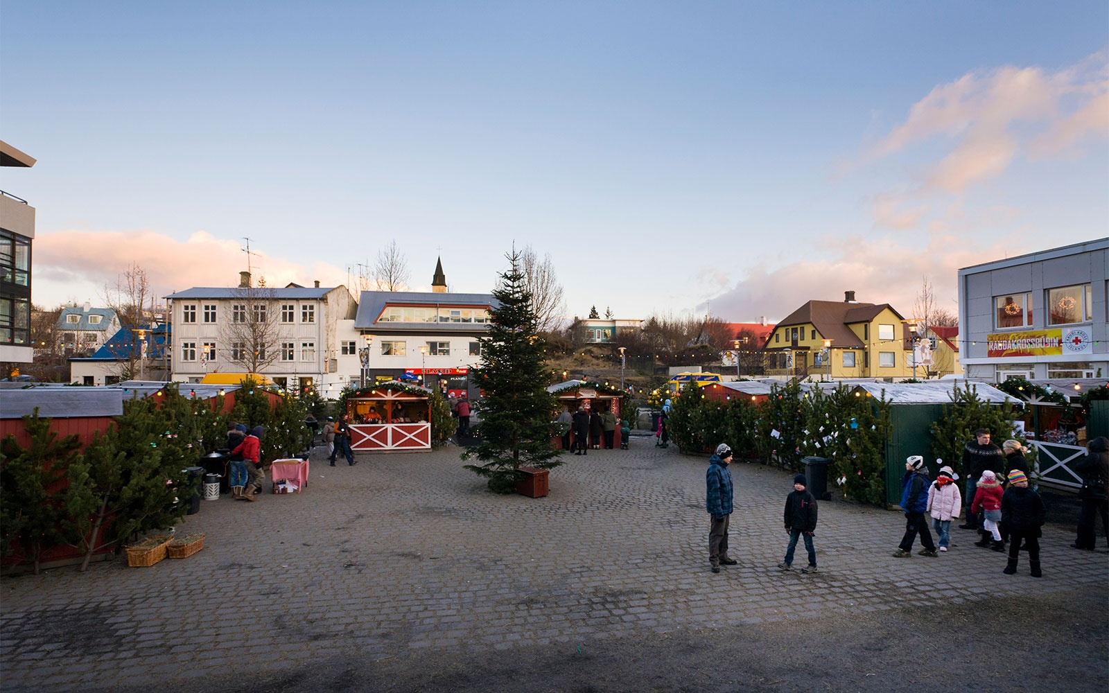 christmas getaways in reykjavk iceland - Best Christmas Getaways